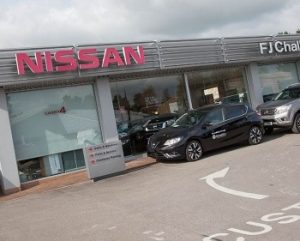 Nissan Dealer Wincanton