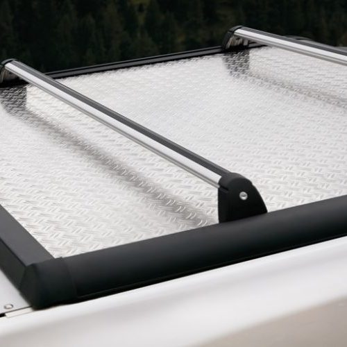 LOADCARRIERS (COMPATIBLE WITH AN ALUMINIUM TONNEAU COVER).