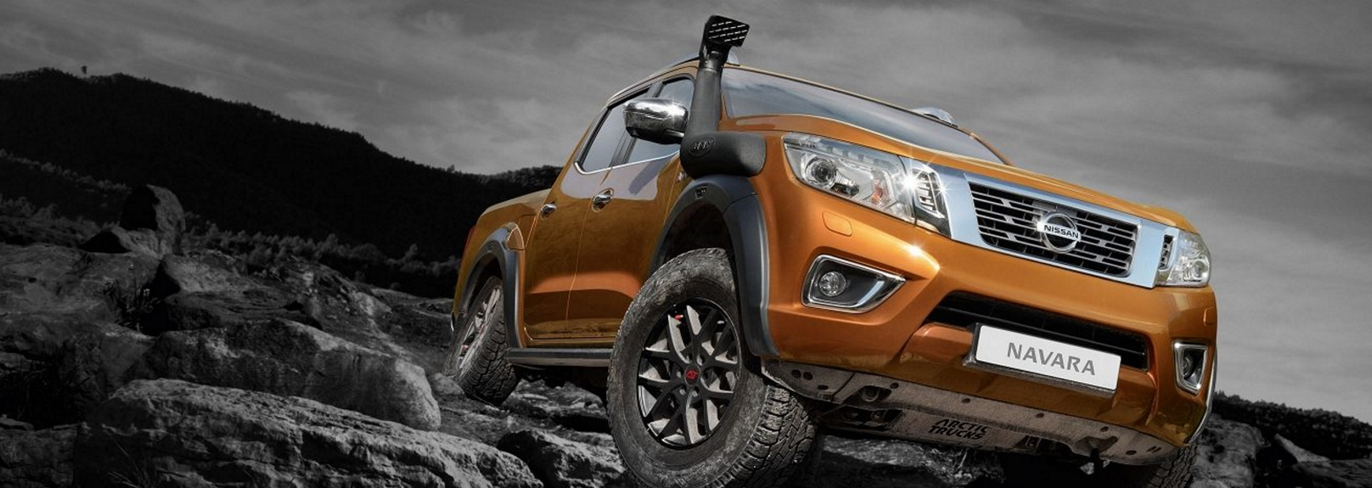 <h1>Navara Off-Roader AT32</h1>