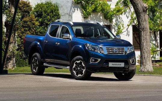 2019 Nissan Navara Tekna Auto New Model