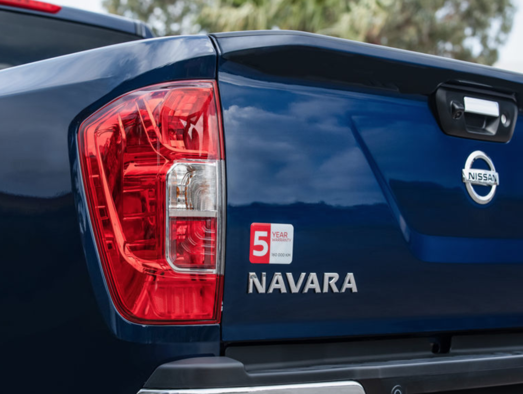 2019 Nissan Navara Tekna Manual