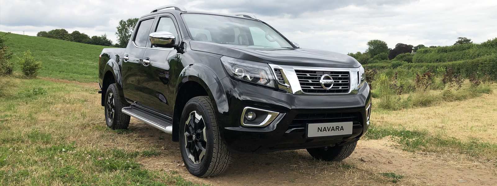 New Nissan Navara Tekna Auto