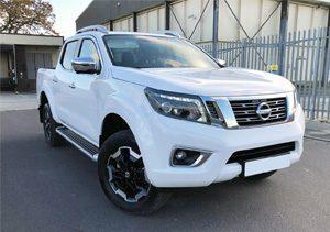 Nissan Navara Left Hand Drives Models