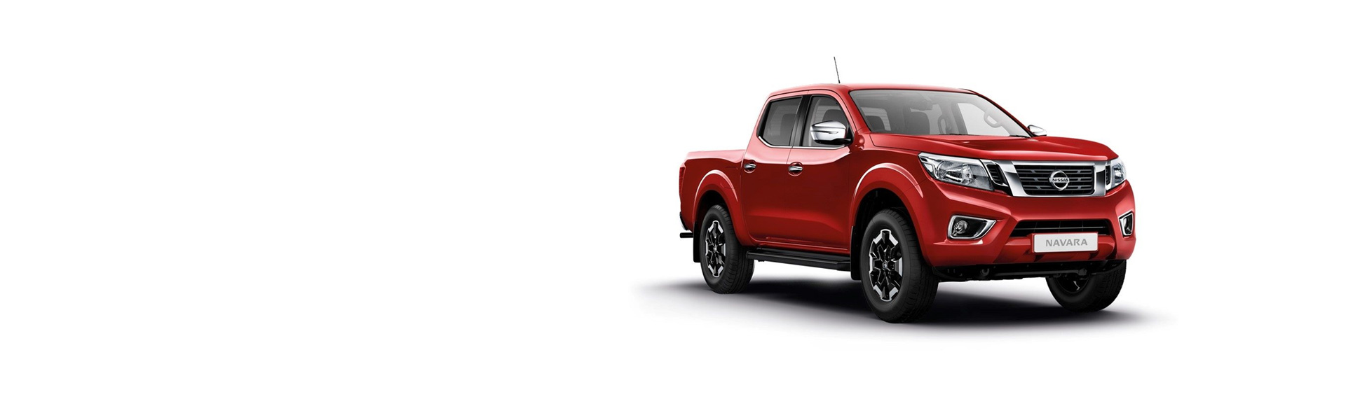 New Navara N-Connecta