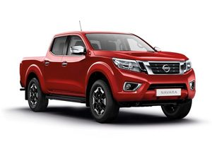Nissan Navara N-Connecta 2020