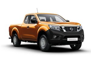 Nissan Navara Visia King Cab