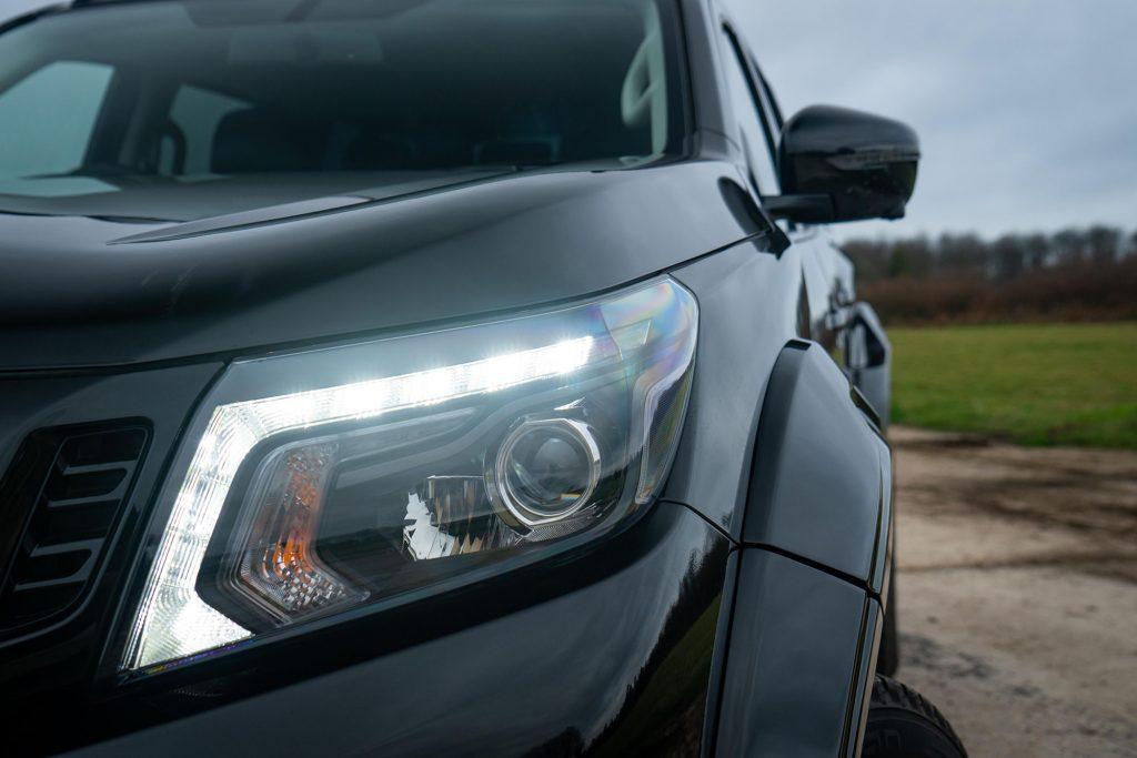 Nissan Navara EV-R Cerus
