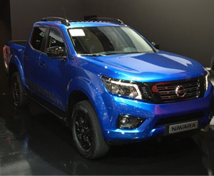 Nissan Navara N-Guard March 2020