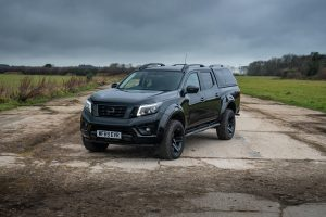 Choice of Finishes - Make a statement with a matte black accented design or completely colour-code to the vehicle for a seamless, straight from factory finish