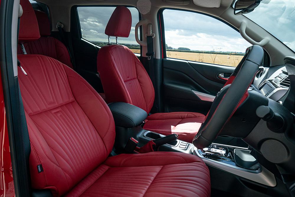 Nissan Navara EV-R Zeus