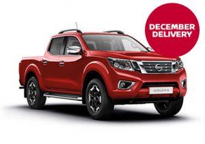 New Nissan Navara Tekna 2021